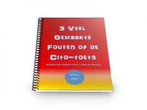 3 Veel Gemaakte Fouten op de Cito-toets