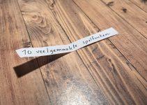 10 veelgemaakte spelfouten