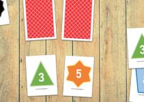 Tafels onderhouden met tafelkaarten